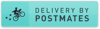 Click the Postmates button for delivery!